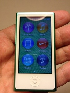 Apple Ipod nano 7th gen